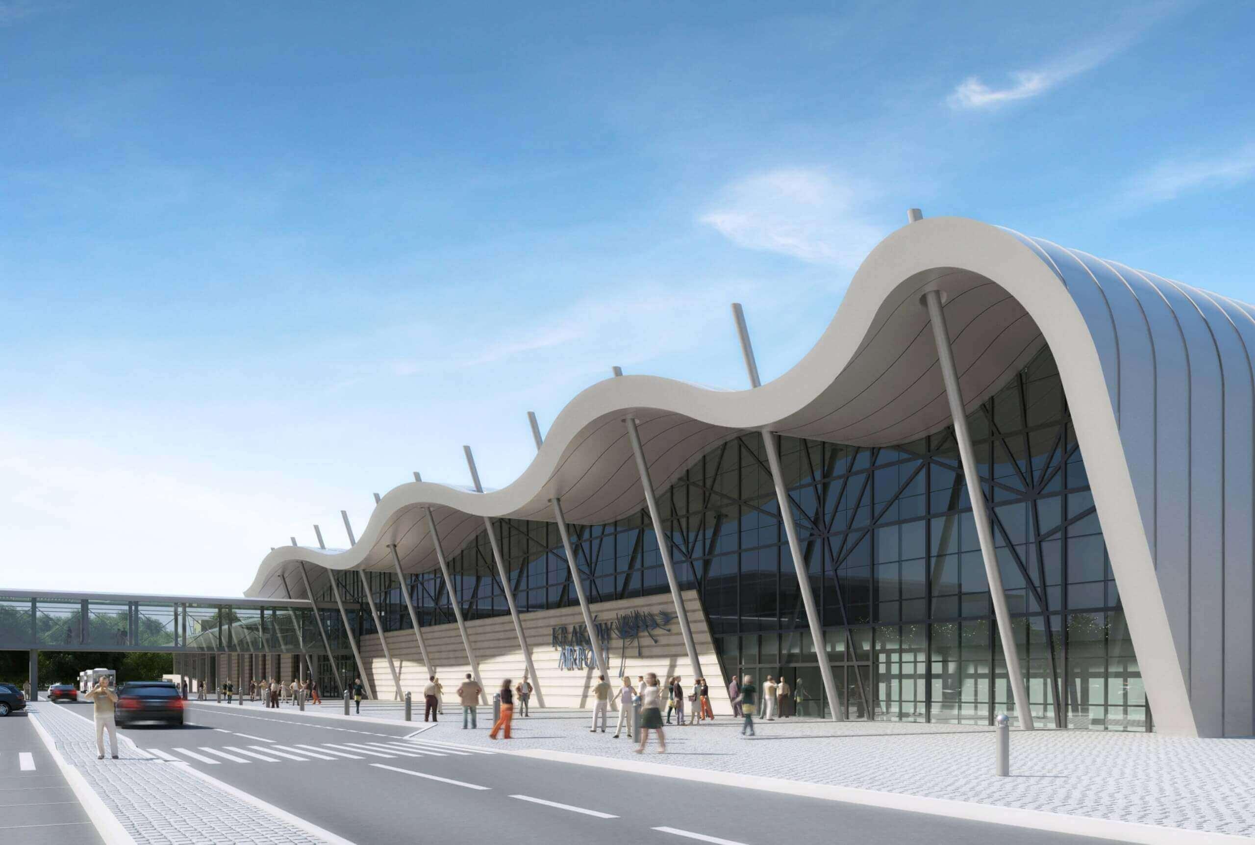 Przebudowa i rozbudowa istniejącego Międzynarodowego Terminalu Pasażerskiego Balice