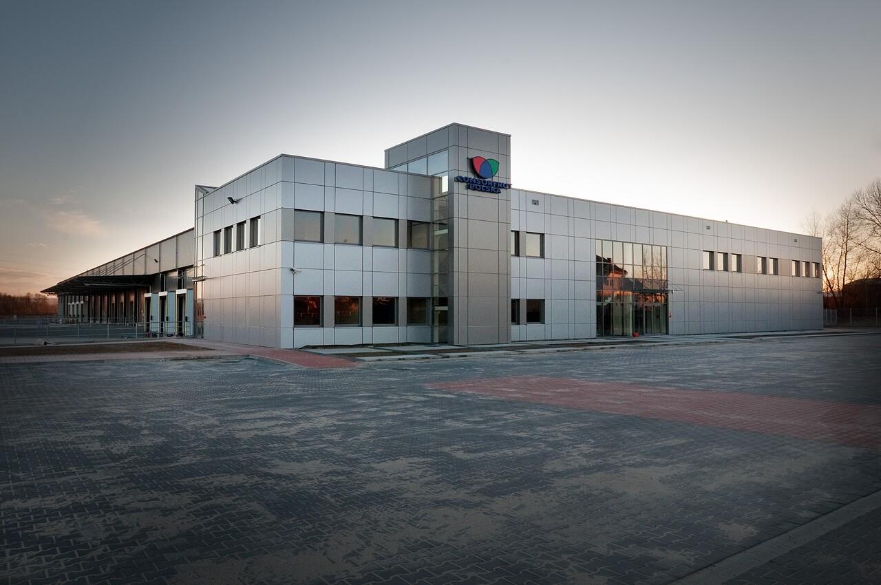 Centrum Logistyczne CONSORFRUT