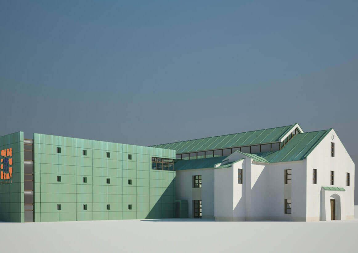 Port Solny - nowa siedziba Biura Festiwalowego UMK