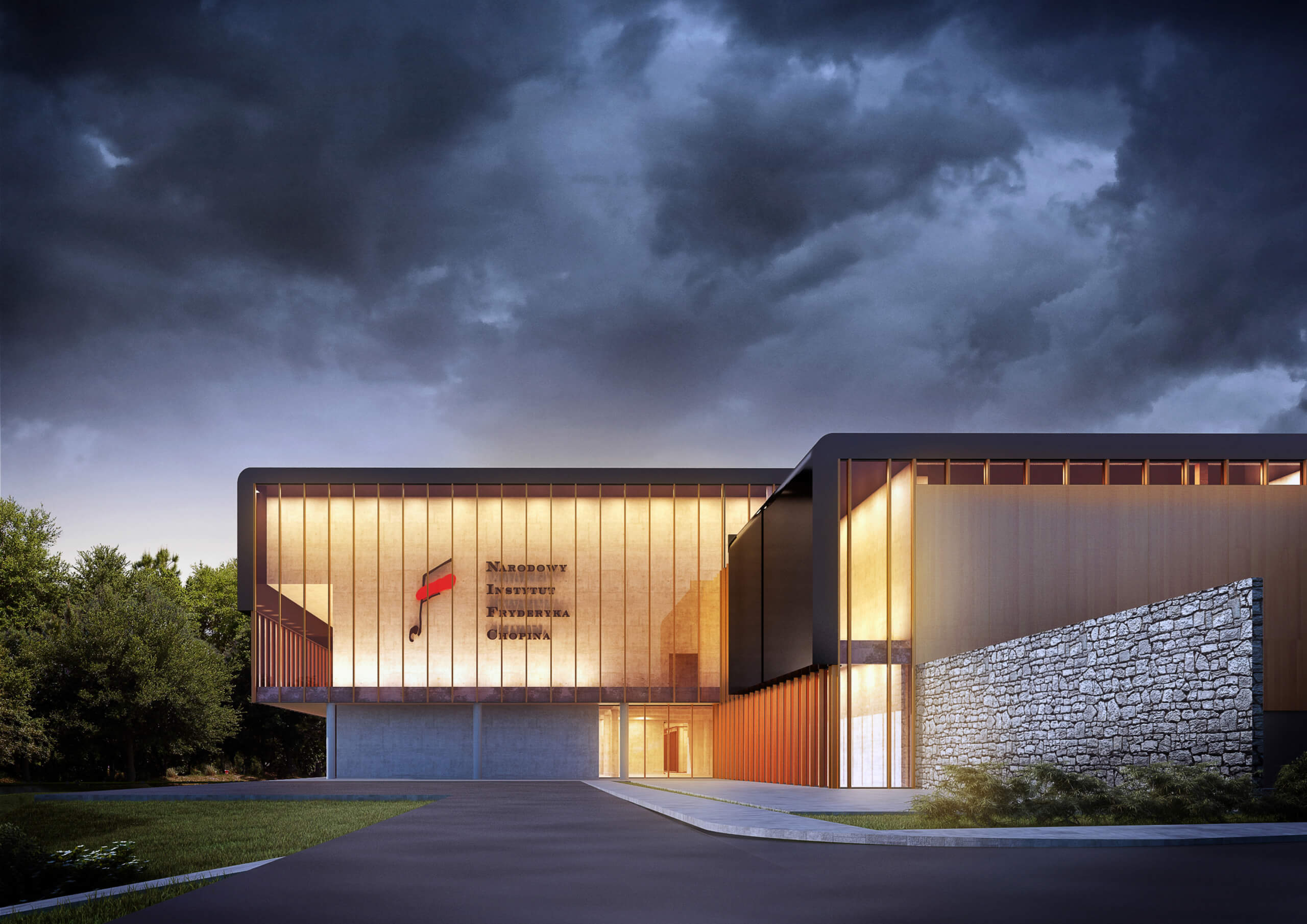 Międzynarodowe Centrum Muzyki w Żelazowej Woli