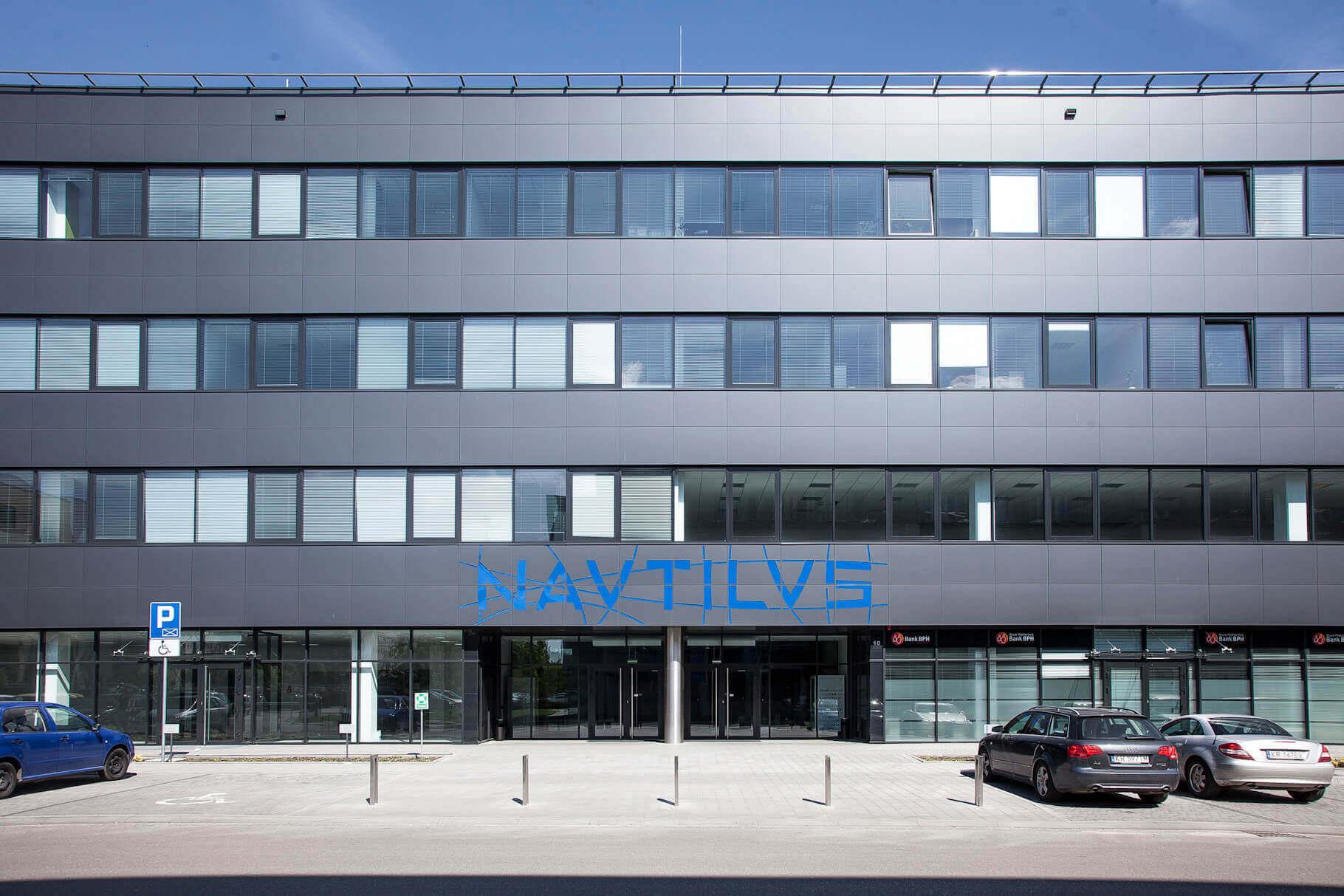 Budynek biurowy NAUTILUS