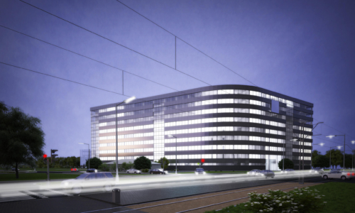 Office building in Wroclaw