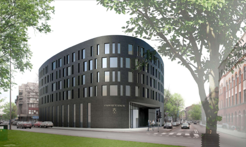 Collegium Paderevianum - Jagiellonian University in Krakow